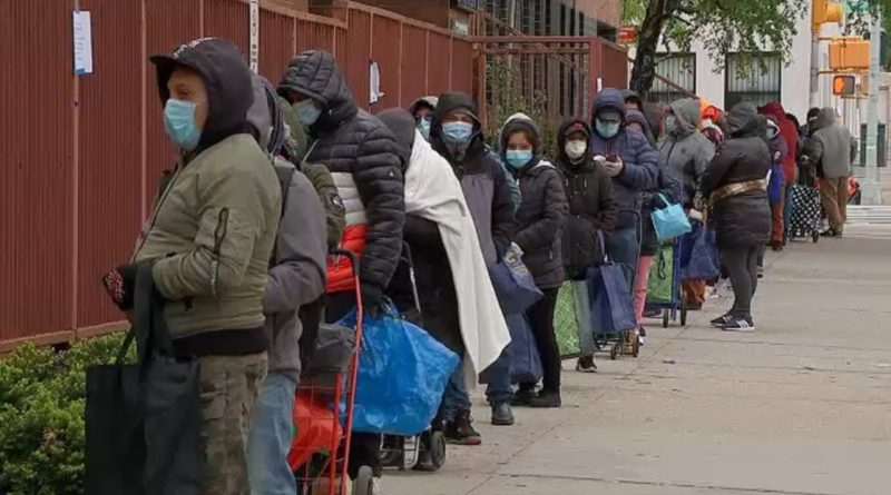 New York járvány