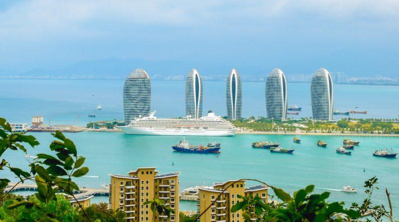 Kína blokklánc turizmus