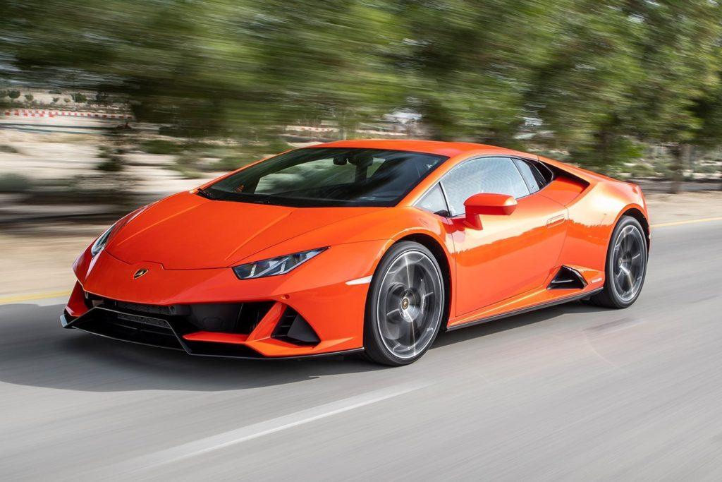 Lamborghini pénzmosás
