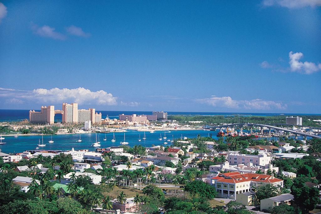 Nassau, a főváros