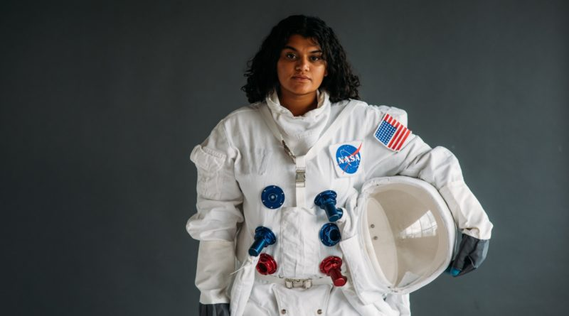 Női űrhajós