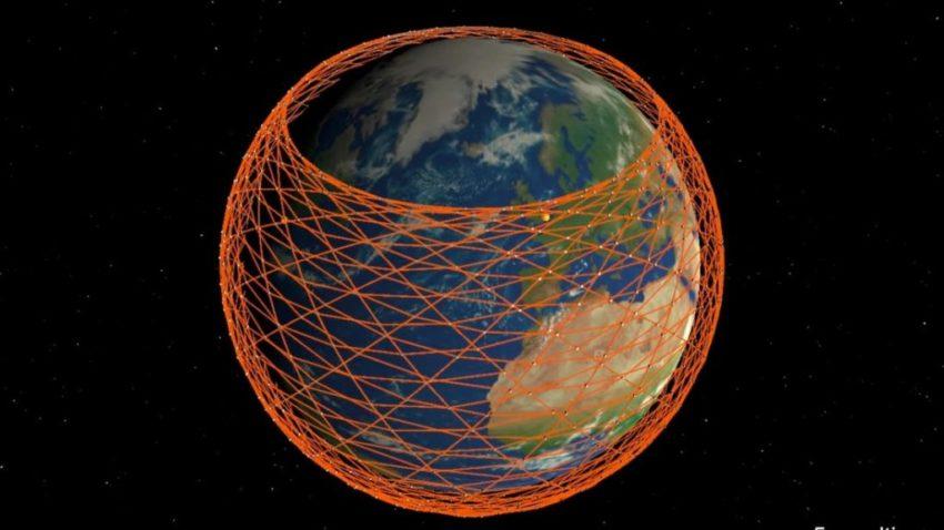A Starlink hálózat
