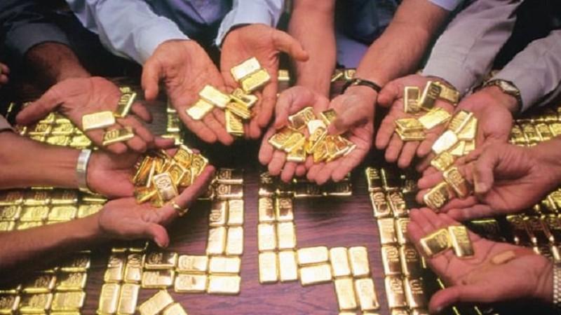 Arany csempész
