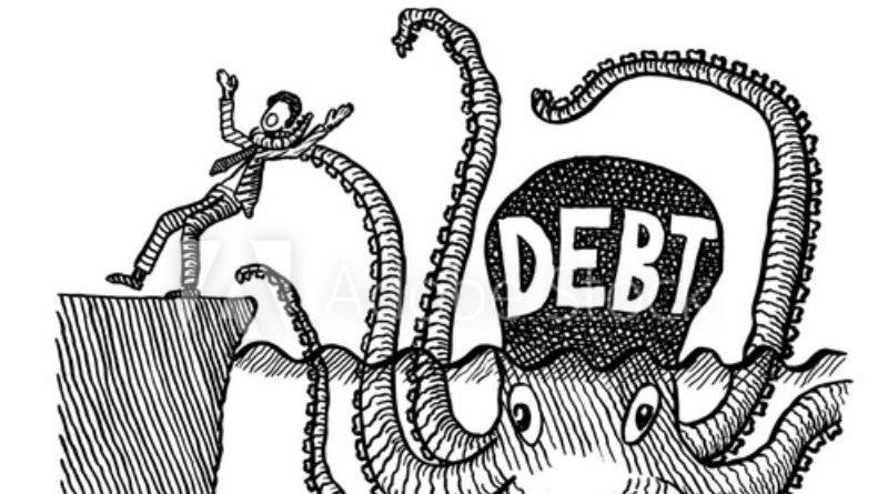 Belefulladunk a hitelbe: brutális tempóban nő a világ adóssága