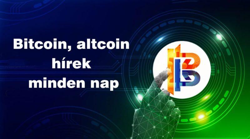 bitcoin és altcoin hírek - Bitcoin, altcoin hírek minden nap. Pénzügy, közélet, gazdaság, társadalom, zéró politika. A decentralizált jövő és alternatív gazdaság portálja.