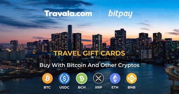 Travala utazási ajándékkártya