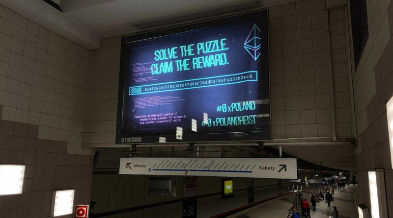 Ethereum varsói metrózók