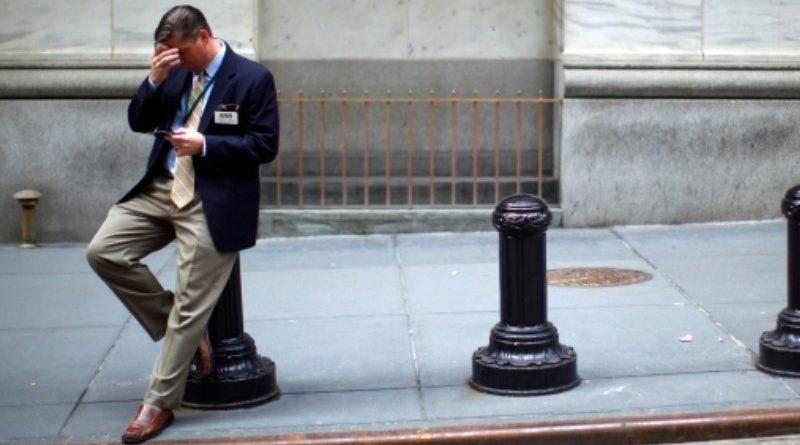 Rosszul megy a Wall Street-en is, kevesebb lesz az év végi bónusz