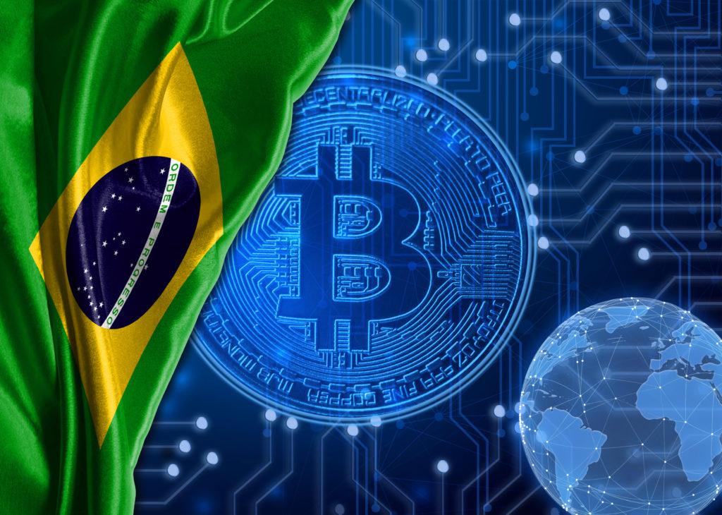 Brazília és a bitcoin