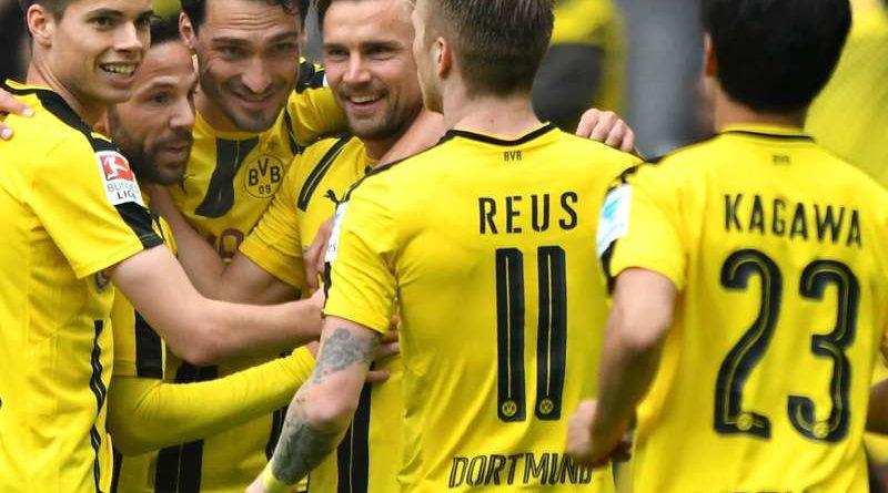 Borussia Dortmund Bybit