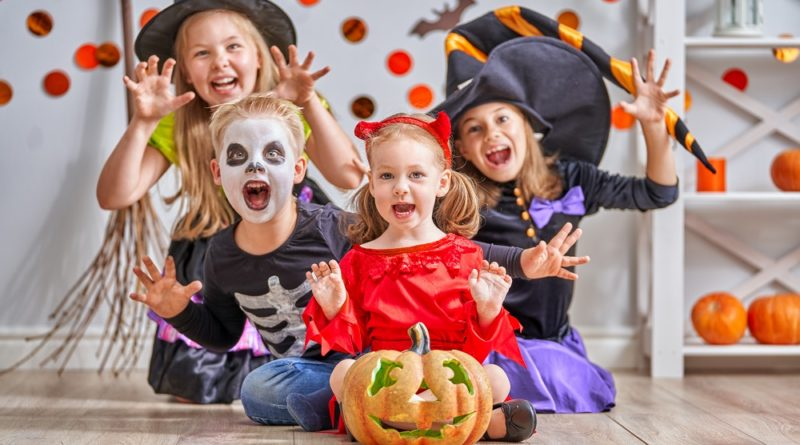 Halloween bitcoin