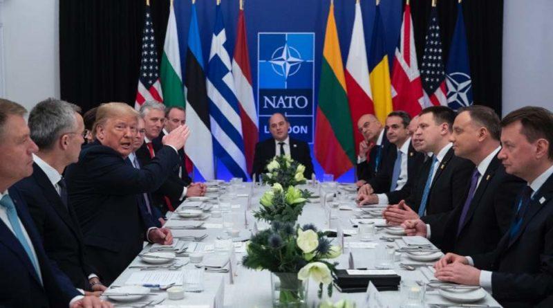 NATO blokklánc