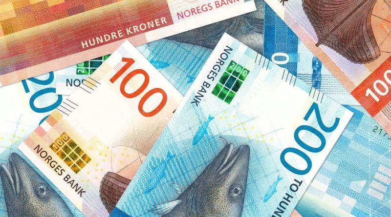 Norvégia készpénz