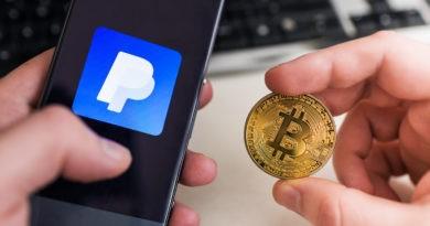 PayPal Bitcoin felvásárlás