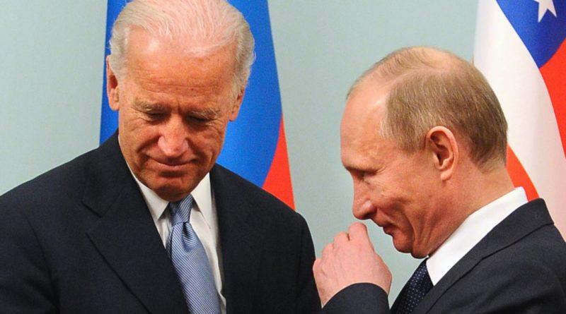 Putyin Biden