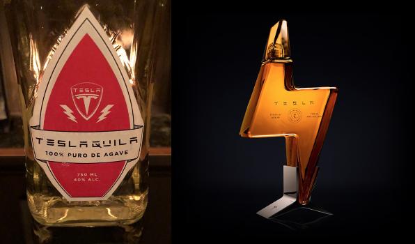 Elon Musk tesla tequila