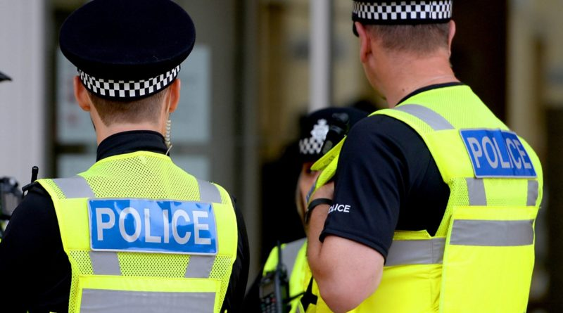 brit rendőrség feketelista