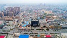 okosváros kína