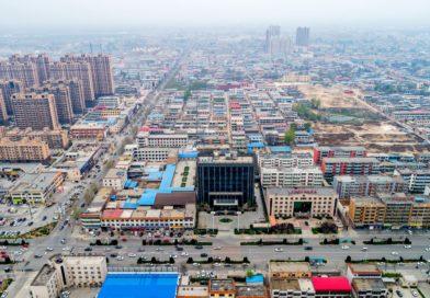 Kína adat- és megfigyelésvezérelt okosvároson dolgozik