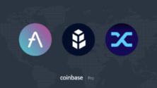 Coinbase Pro listázás