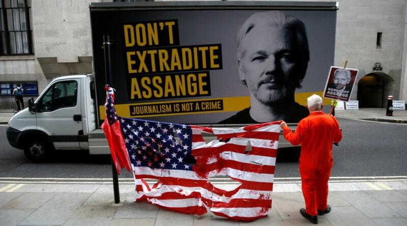 Brit börtönben lelheti halálát Julian Assange