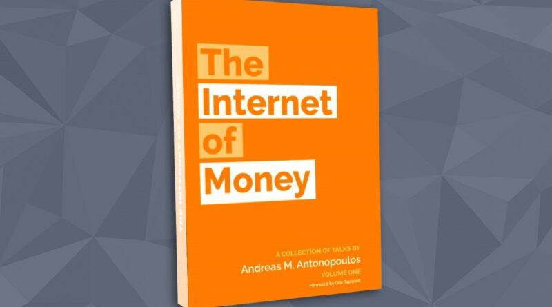 Csak ma ingyen letölthető Andreas M. Antonopoulos: The Internet of Money első kötete