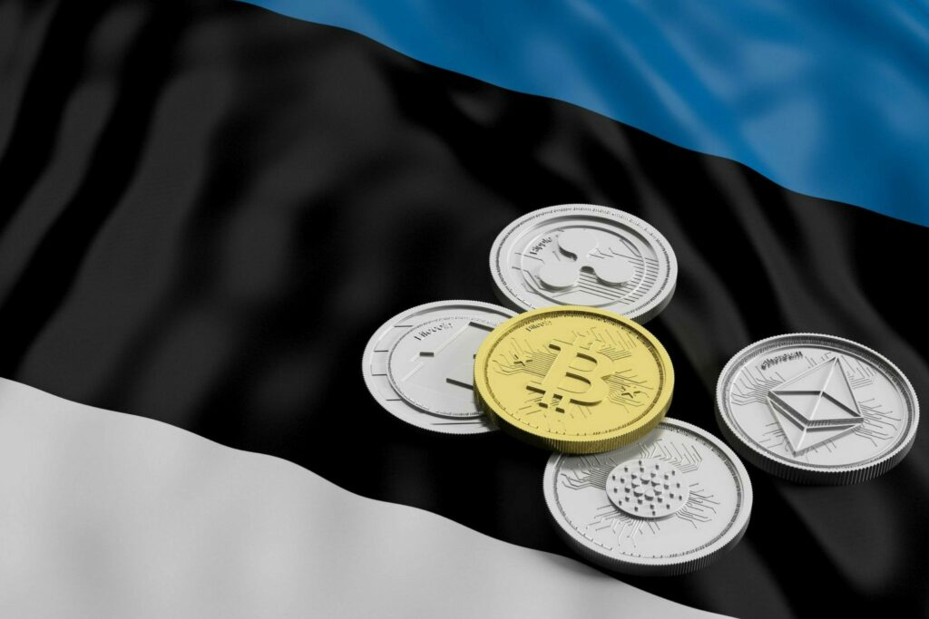bitcoin észtország
