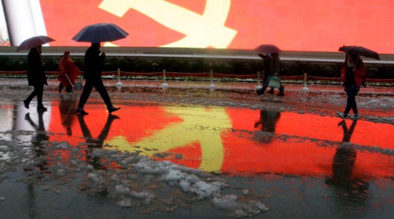 Kínai kommunista párt twitter