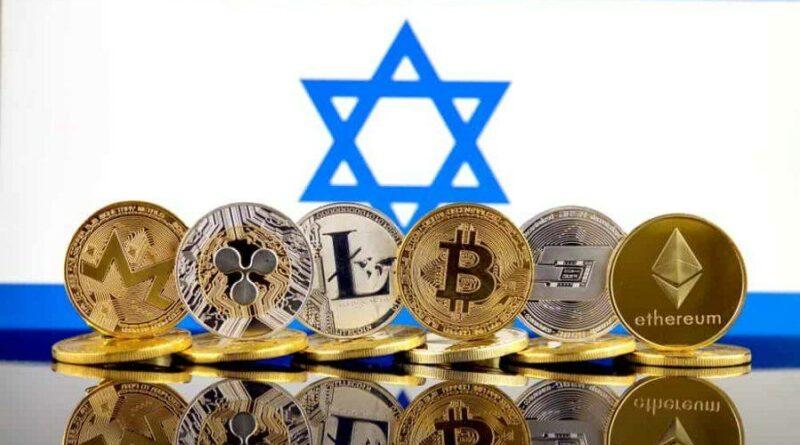 Izrael kriptovaluta adó