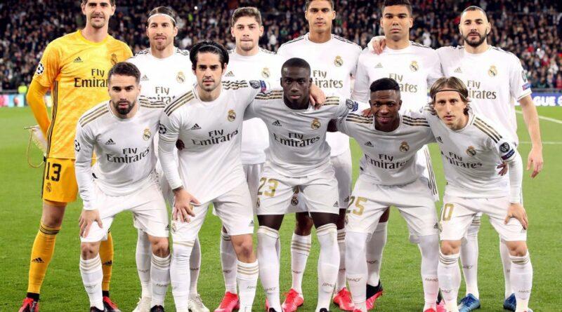 Real Madrid játékoskártya