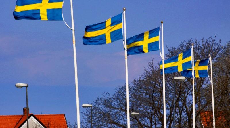 Svédország e-korona