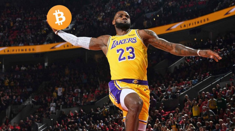 Bitcoin olyan, mint LeBron James