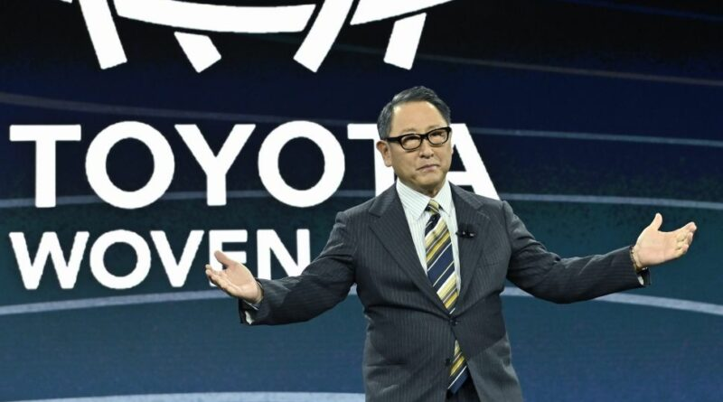 Toyota elektromos autó