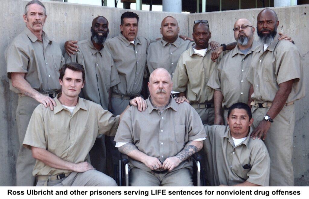 Ulbricht a börtönben