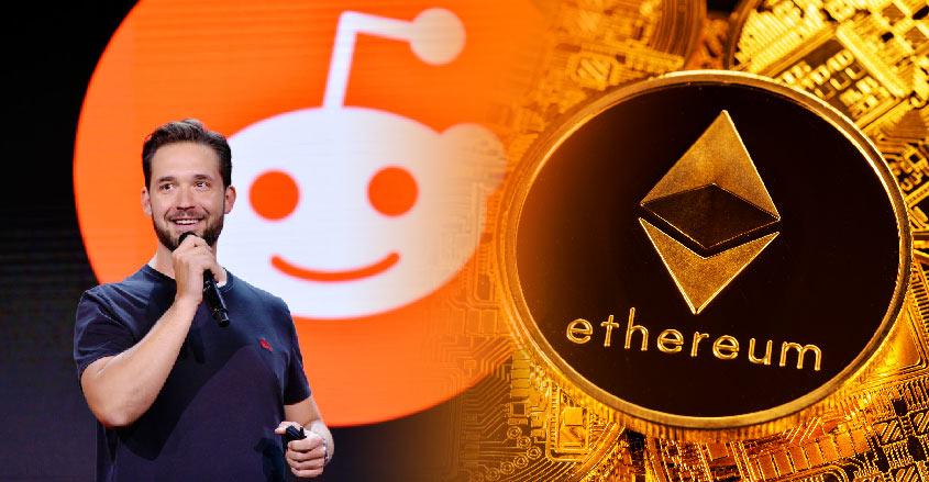 Ethereum és Reddit