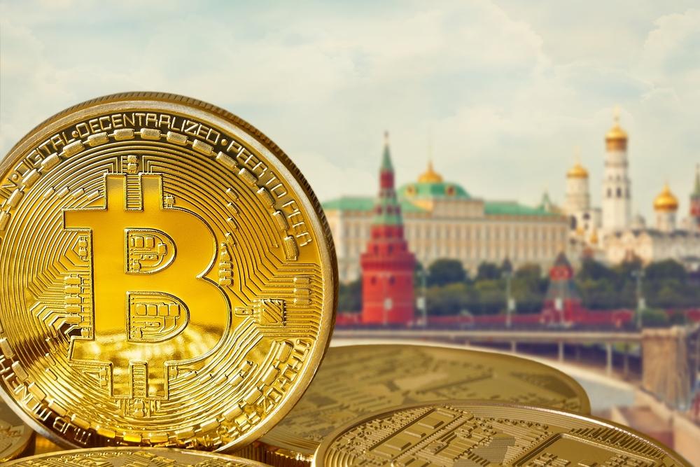 Oroszország és a bitcoin
