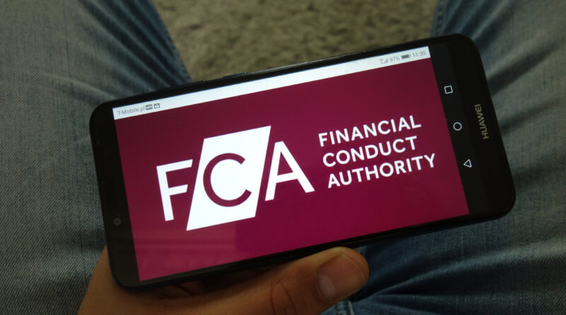 FCA szabályozó