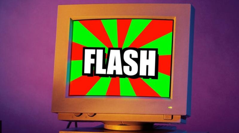 A Flash vége