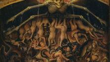 666 666-odik blokk Bitcoin | Jan van Eyck: Utolsó ítélet, Metropolitan Museum, New York