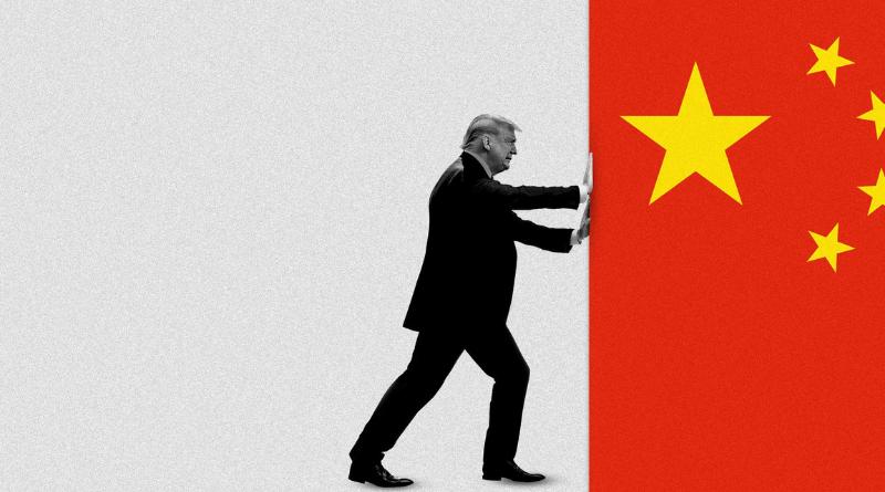 Trump kínai applikációk