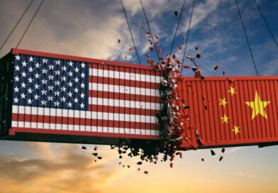 Kína vs USA