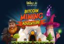 Winz.io bányász kalandjátéka