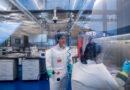Vuhan laboratórium
