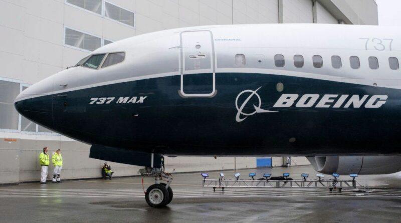 Boeing kényszerleszállás