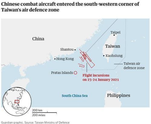 tajvani incidens