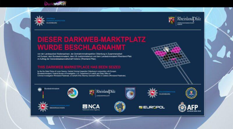 Németország darknet
