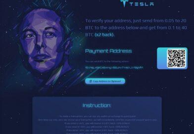 Elon Musk kriptocsalás