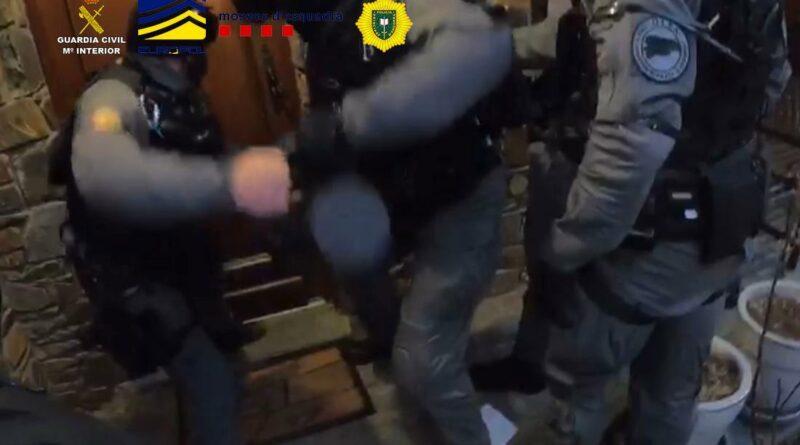 Europol spanyol