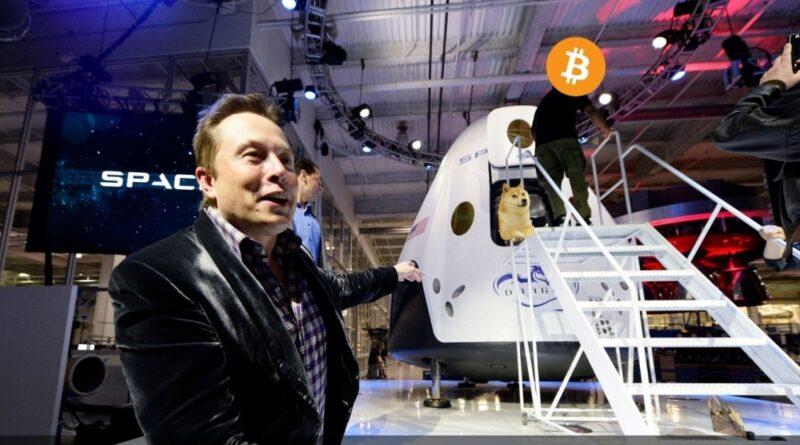 Bitcoin és Musk