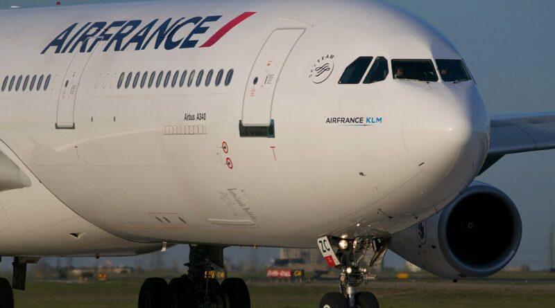 Air France Covid-19